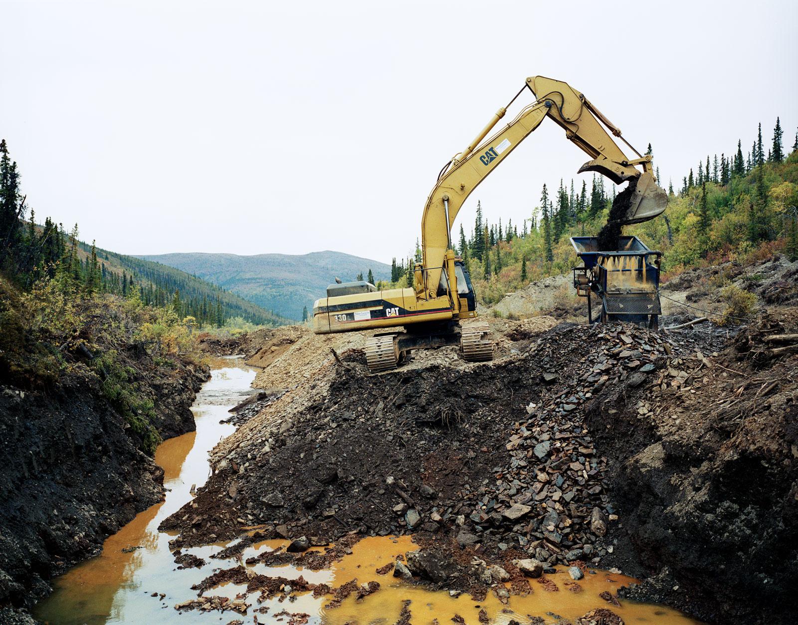 Alaska Gold Panning Tours