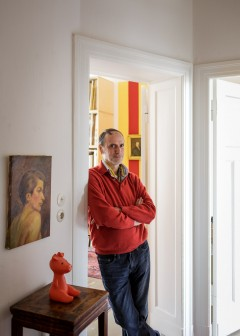 Andreas Sternweiler, founder of the Gay Museum
