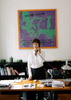 Barbara Weiss, gallery owner