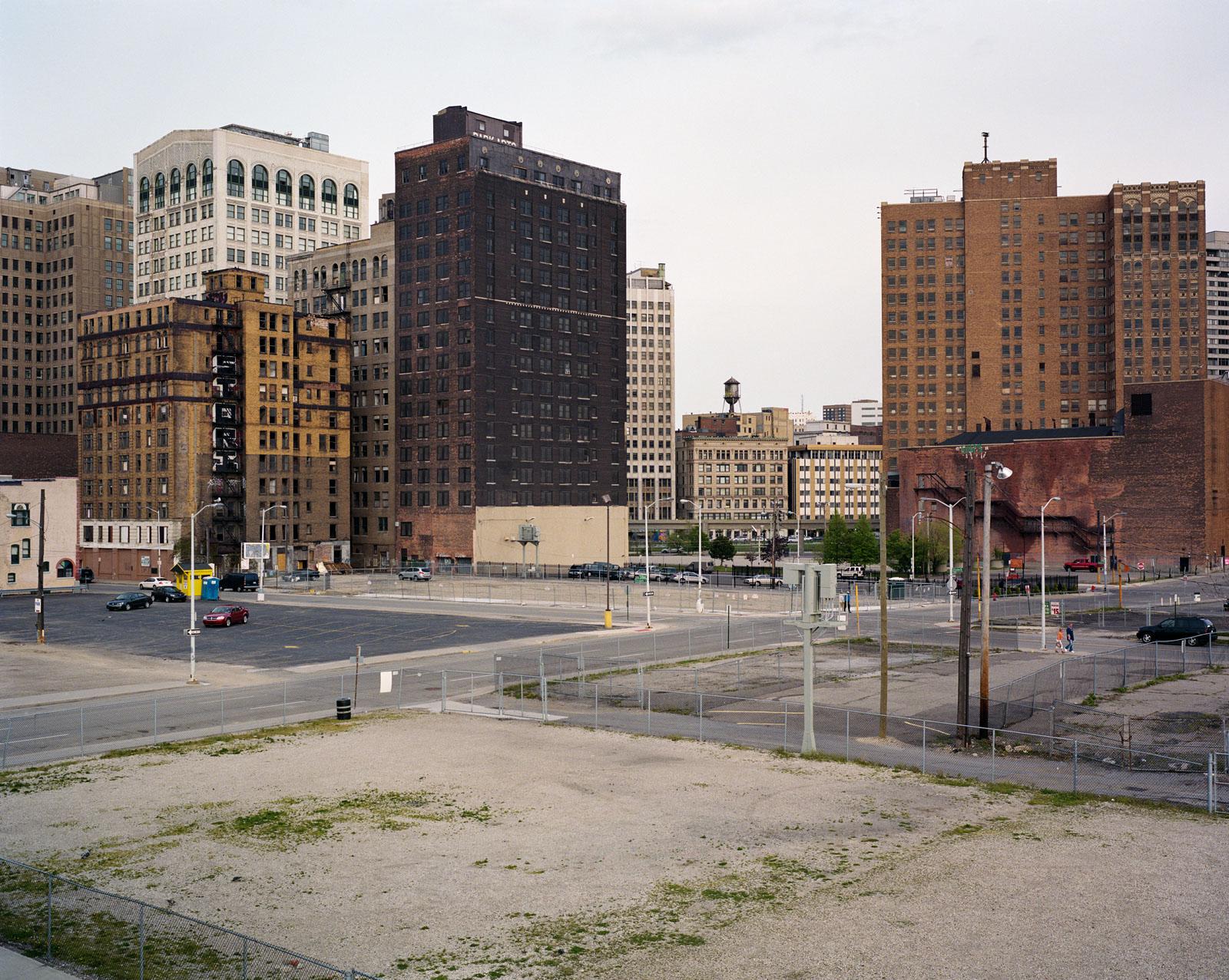Downtown Detroit Dawin Meckel