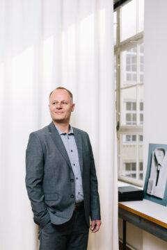 Florian Langenbucher, NOMOS Glashütte