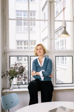 Judith Borowski, Berlinerblau