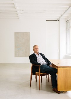Claes Nordenhake, gallery owner