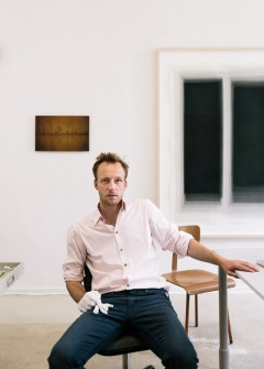 Thomas Fischer, gallery owner