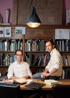 Martin and Sven Fröhlich, architects