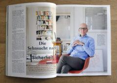 GEO Wissen – Portrait of Prof. Heinz Bude