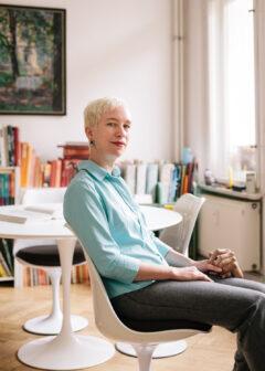 Juli Gudehus, graphic designer