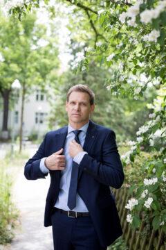 Oliver Kaltner, CEO of Leica Camera AG