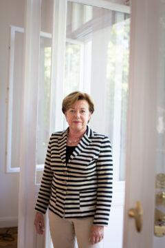 Renate Köcher, CEO of Allensbach Institute