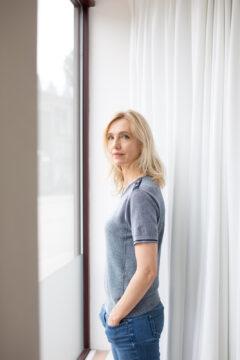 Ursina Lardi, actress
