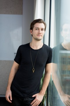Alex Ljung, cofounder of SoundCloud