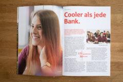 Berliner Sparkasse - Geschäftsbericht 2015
